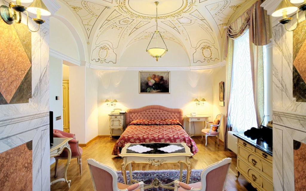 Levico Grand Hotel Imperial Suite Zimmer