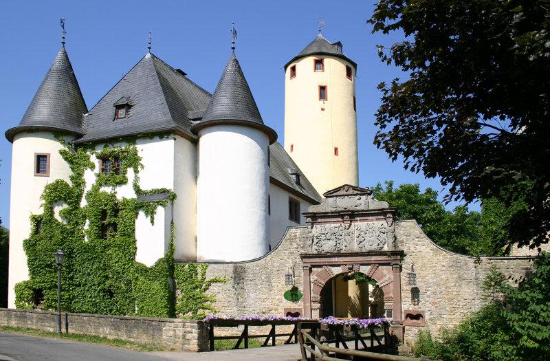 Burg Rittersdorf in Bitburg
