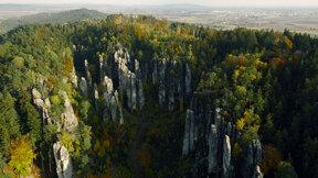 Natur um Bad Belohrad.