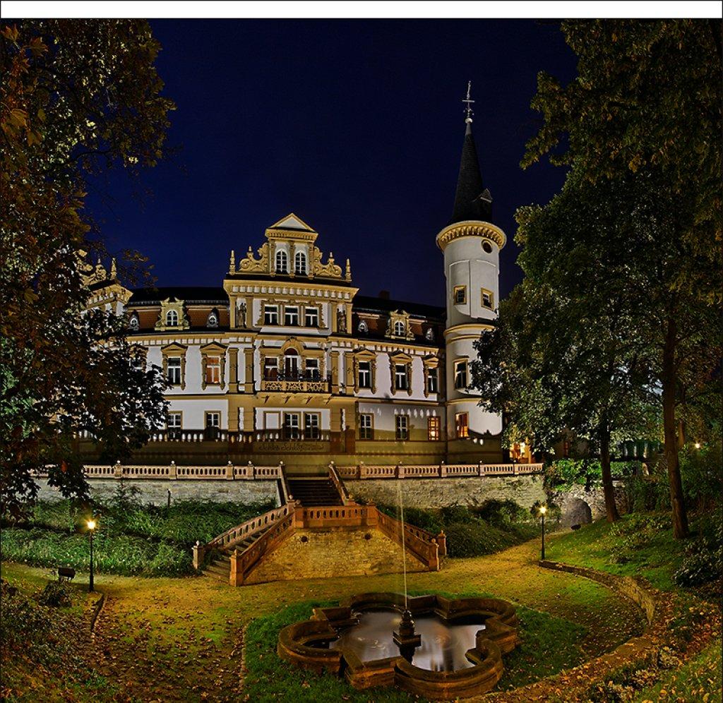 Schloßhotel Schkopau Aussenansicht
