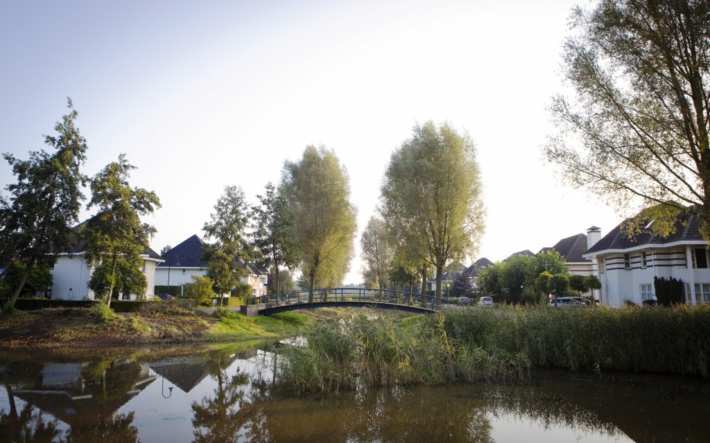 Vinex in Dierdonk in Nord-Brabant