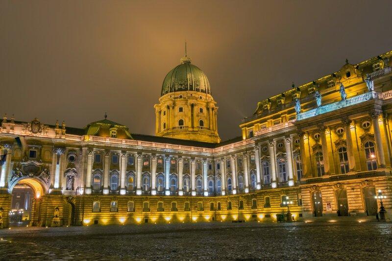 Burg Buda, Budapest