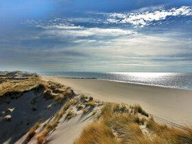 Zeelands grüne Naturoase mit Dünenblick
