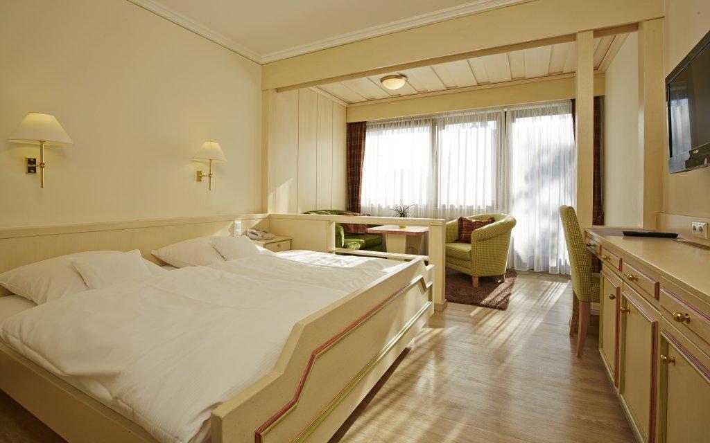 Loßburg Landgasthof Hotel Hirsch Zimmer Doppelzimmer