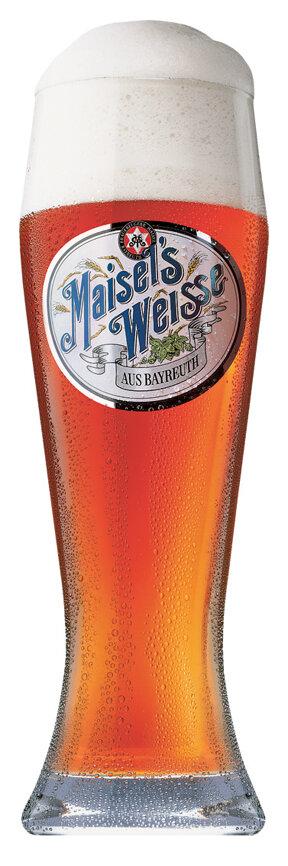 Maisels Weissbierglas c Maisels