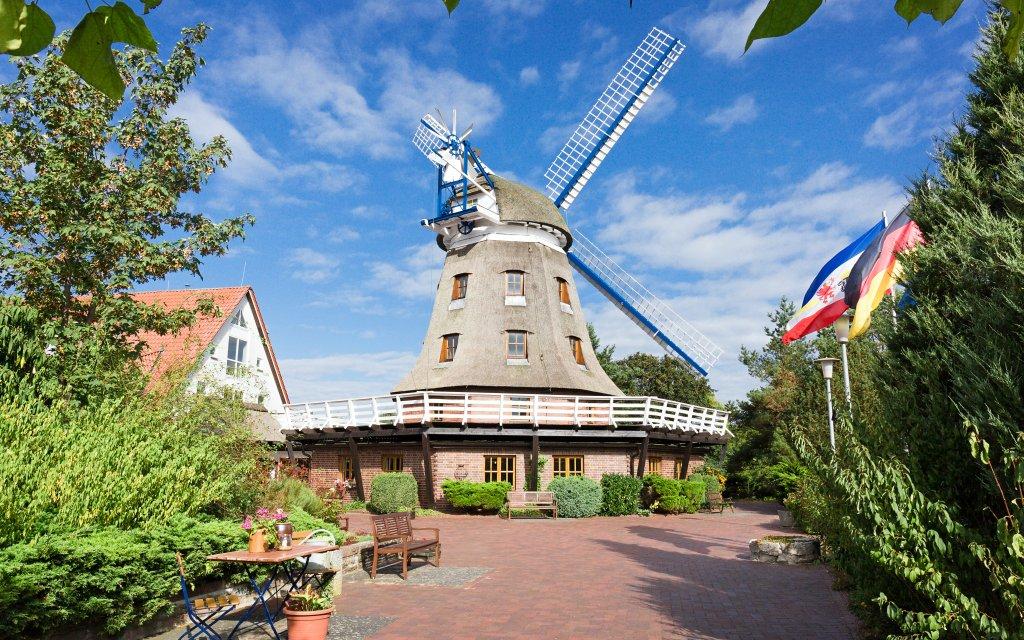 Die Banzkower Mühle bei Schwerin