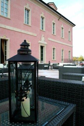 Palazzo Facciata Terrazza