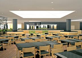 Restaurant Speisesaal