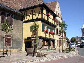 Maison aux Trois Dames Rouffach (Patrice André)