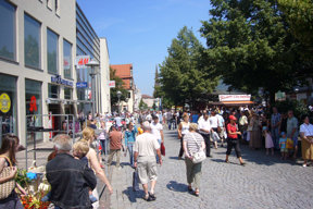 fussgaengerzone hauptstrasse ©Stadt Offenburg