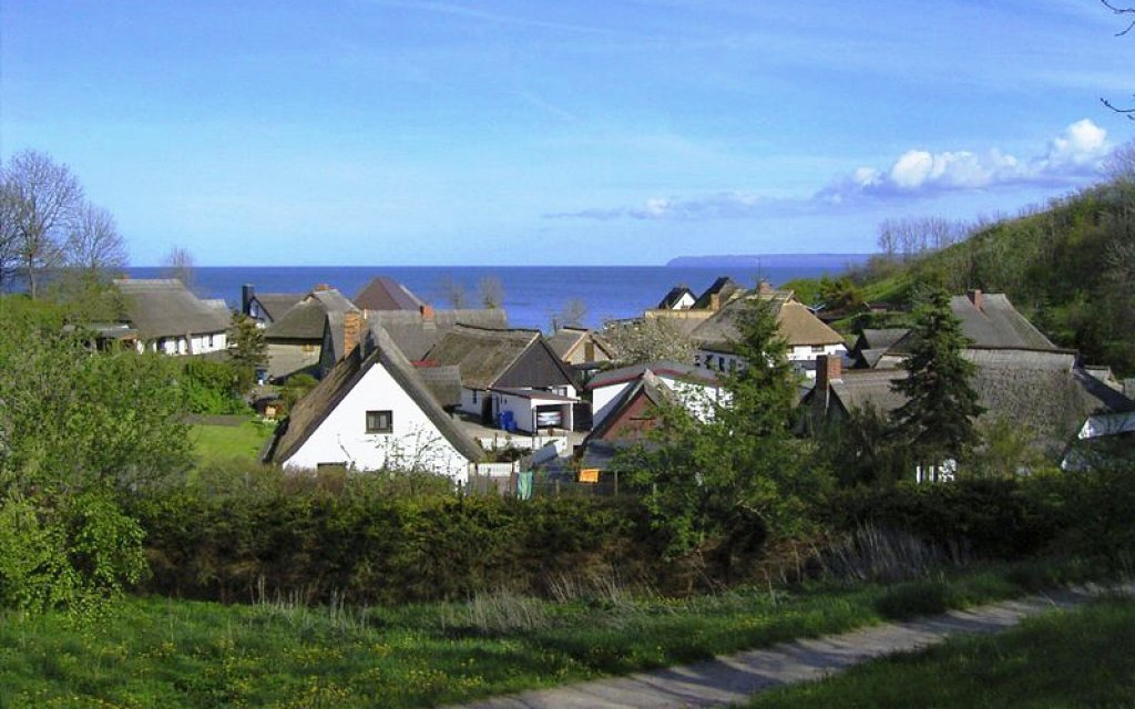 Fischerdorf auf Rügen