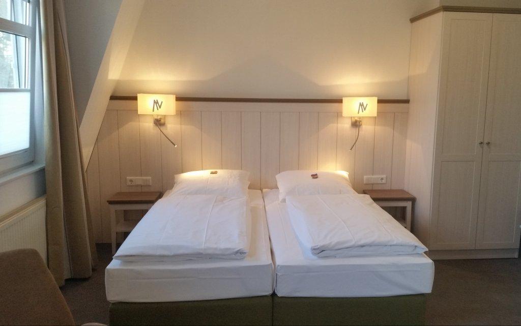 Waren (Müritz) Ringhotel Villa Margarete Zimmer Doppelzimmer