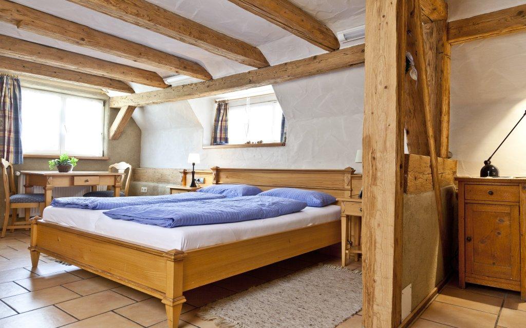 Sasbachwalden Naturparkhotel Holzwurm Zimmer Doppelzimmer
