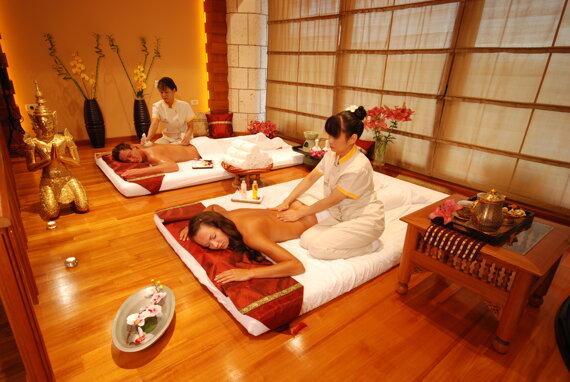 Massage Paar