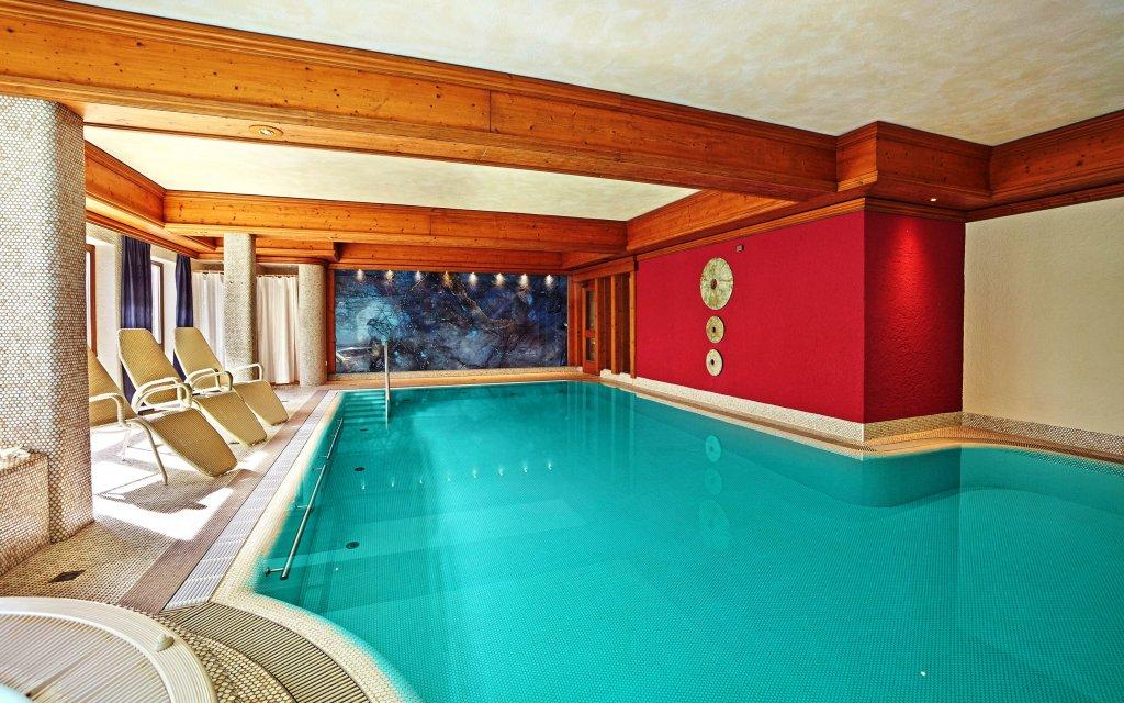 Oberstaufen Hotel Bavaria Pool Hallenbad