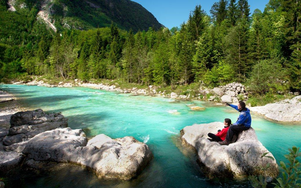 Sommerurlaub in Slowenien