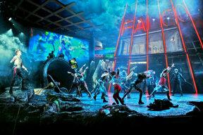 Ensemble 3 © Stage Entertainment