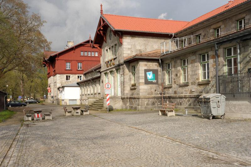 Grenzbahnhof Bayerisch Eisenstein