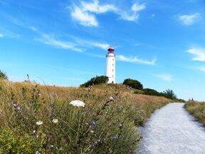 Leuchtturm Hiddensee ohne c pixabay