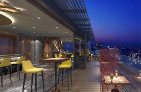Dorsett City Hotel Bar