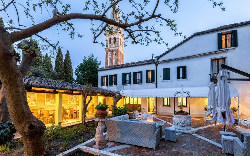 Venedig Relais Alberti aussen Außenansicht