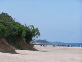 Strand bei Kolberg