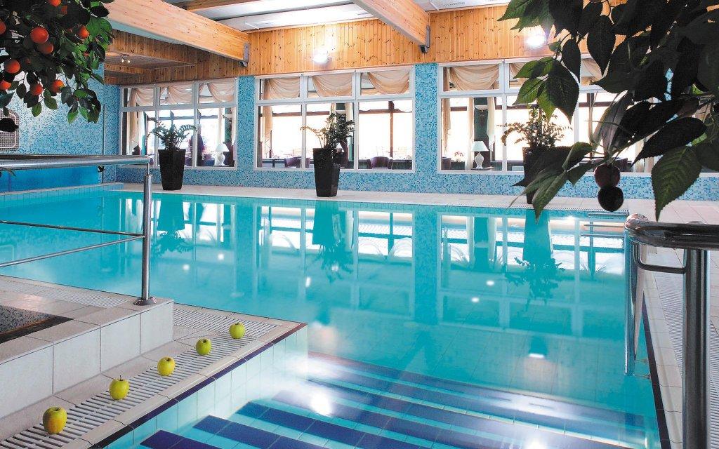 Rügenwalde Hotel Lidia Spa Pool Hallenbad