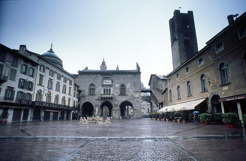 mittelalterliches Bergamo