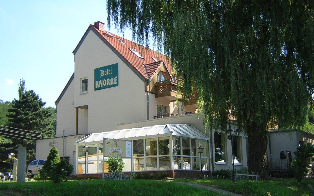 Meißen Hotel Knorre aussen Außenaufnahme