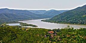 Visegrád Landschaft ohne c pixabay