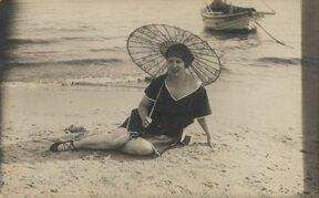 Ahlbeck Postkarte
