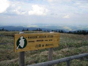Schildbrocken Harzer Tourismusverband