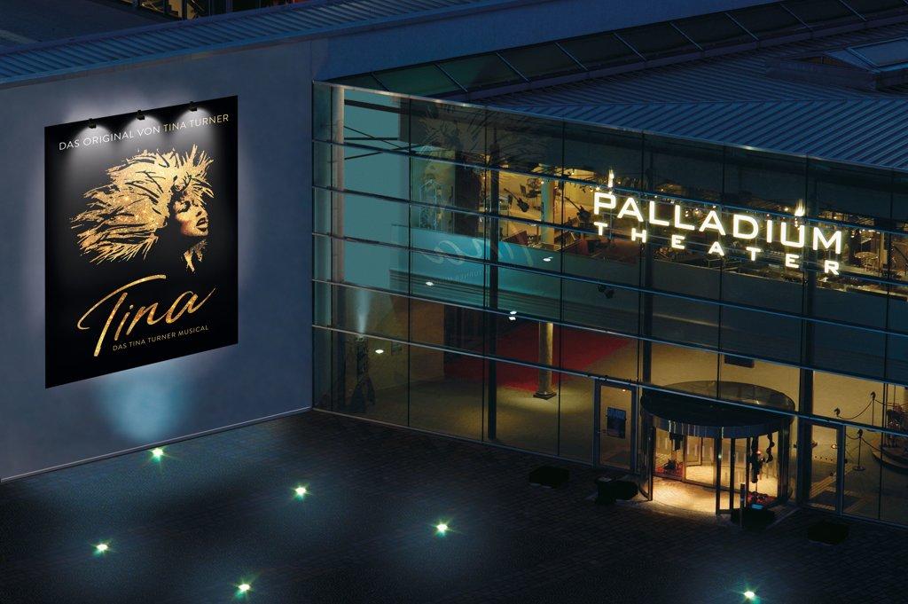 Paladium Theater in Stuttgart