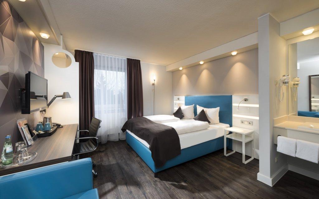 Best Western Hotel Cologne Airport Troisdorf Zimmer Doppelzimmer