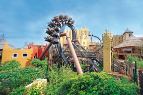 Phantasialand-Black Mamba 01