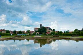 Abteigarten