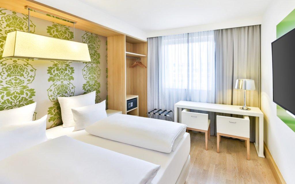 NH Hotel Ludwigsburg Zimmer Doppelzimmer