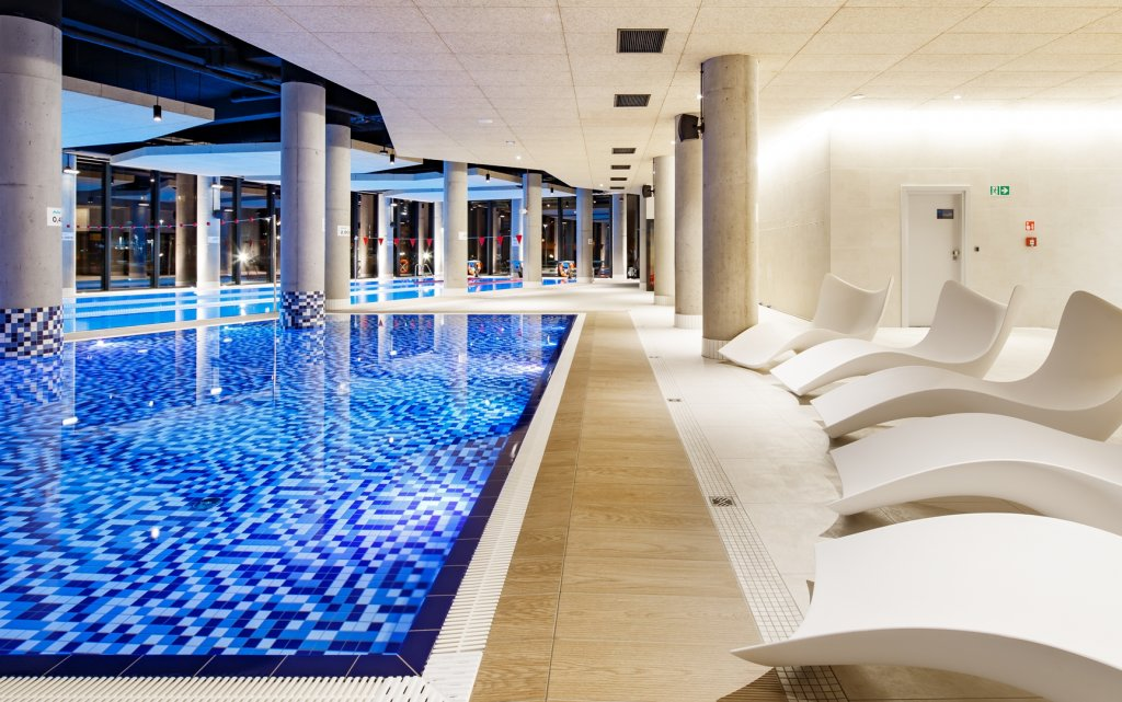 Seaside Park Hotel Pool Wellness
