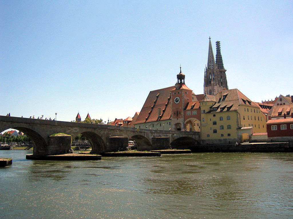 Regensburg-Steinerne