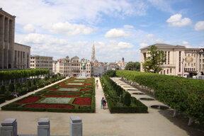 Kunstberg in Brüssel