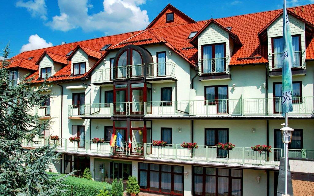 Brotterode Hotel Zur guten Quelle aussen Außenansicht