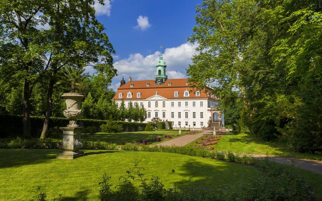 Schloss Lichtenwalde in Niederwiesa