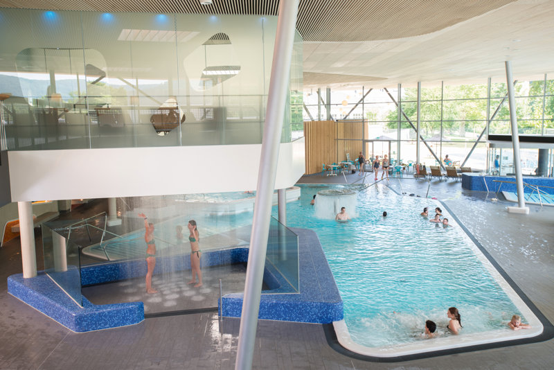 Innenansicht Therme Bad Ems