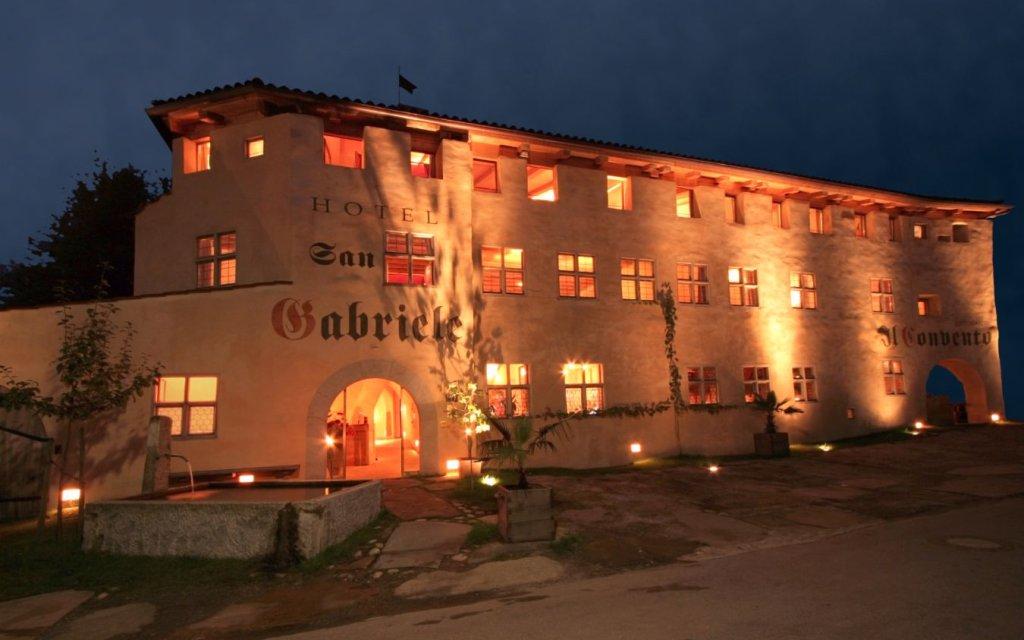 Rosenheim Hotel San Gabriele Außenansicht aussen