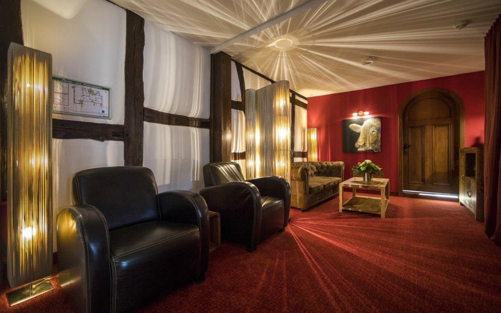 Dermbach Hotel SaxenHof Lobby