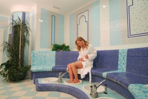 Grandhotel Pacifik-Kneipp therapy