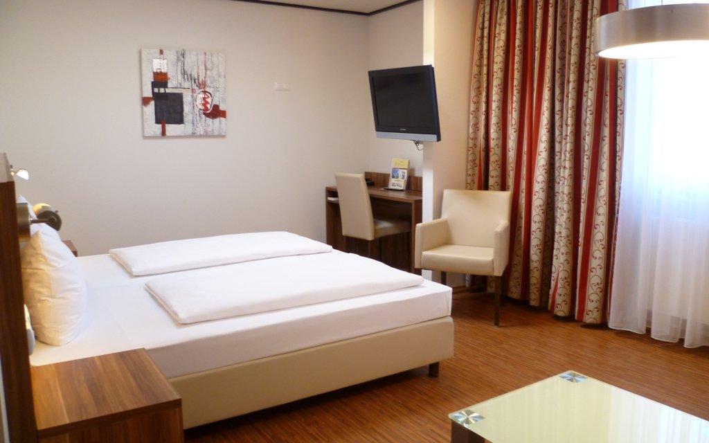 Boppard Hotel Ebertor Zimmer Doppelzimmer