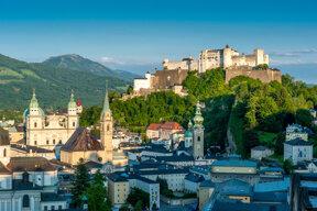 Burg Hohensalzburg- Tourismus Salzburg