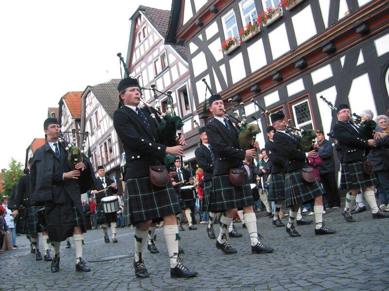 Altstadtfest in Schotten