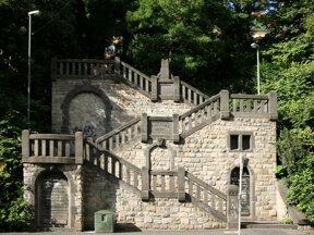 Wuppertal - Vogelsauer Treppe, untere c  Frank Vincentz